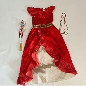 Disney Elena of Avalon Costume